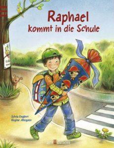 Raphael kommt in die Schule